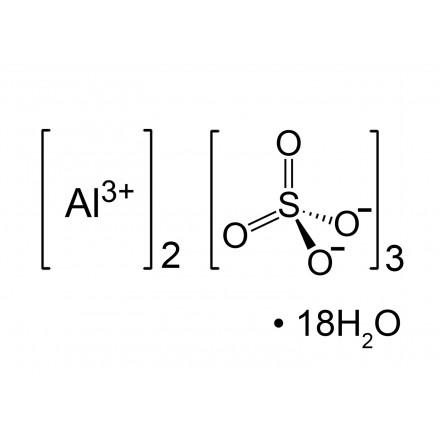 Алюминий сернокислый, 18-водный