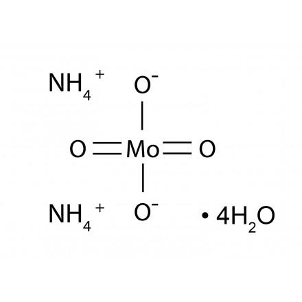 Аммоний молибденовокислый, 4-водный